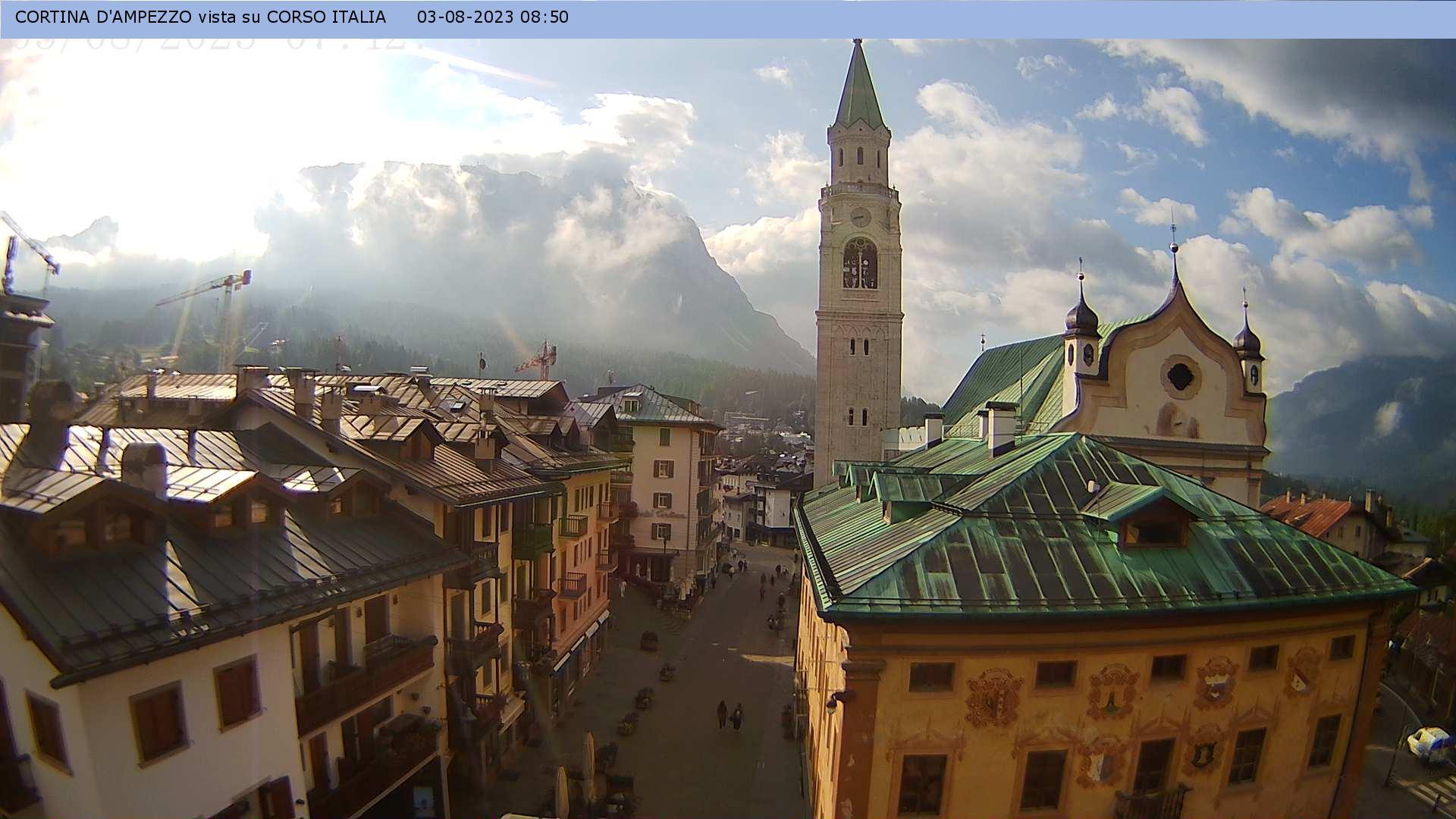 Cortina 1222m