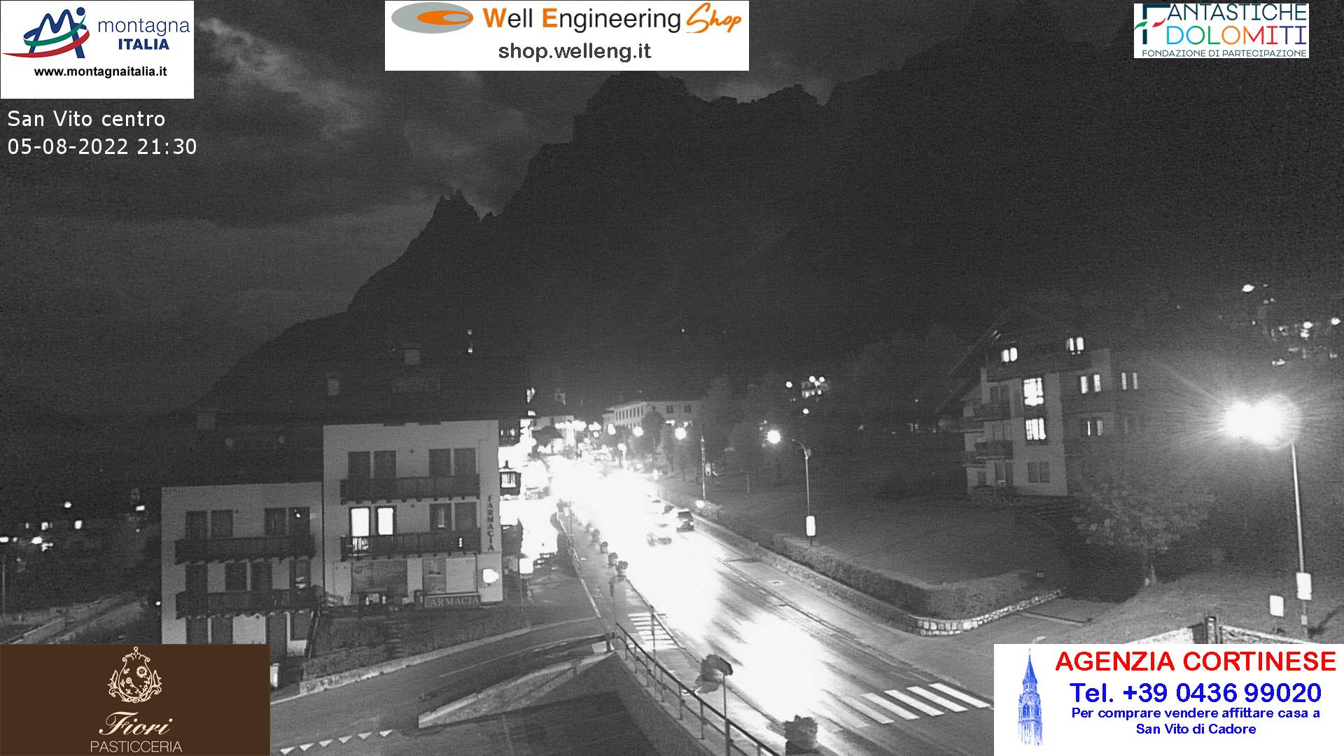 Webcam San Vito di Cadore