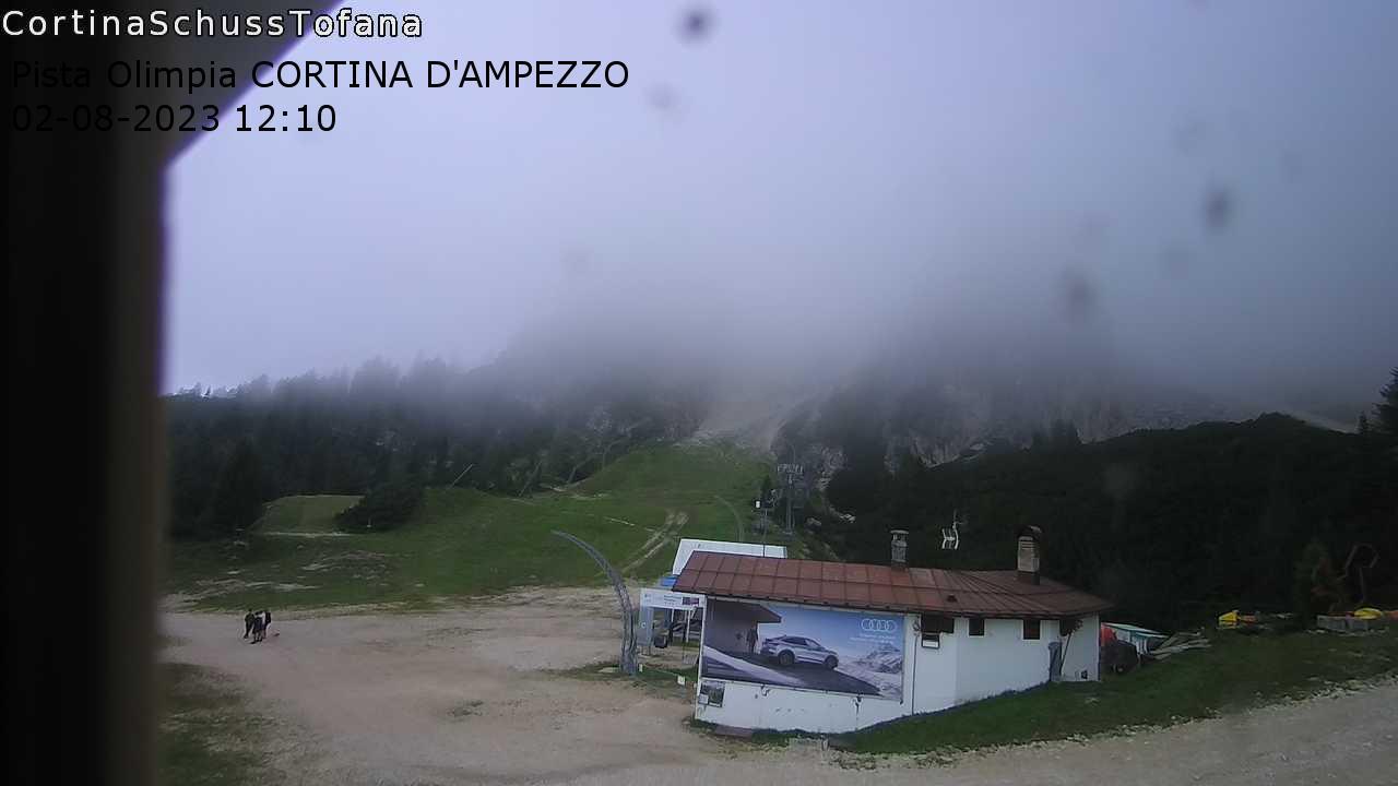 Tofana Ski Area - Shuss