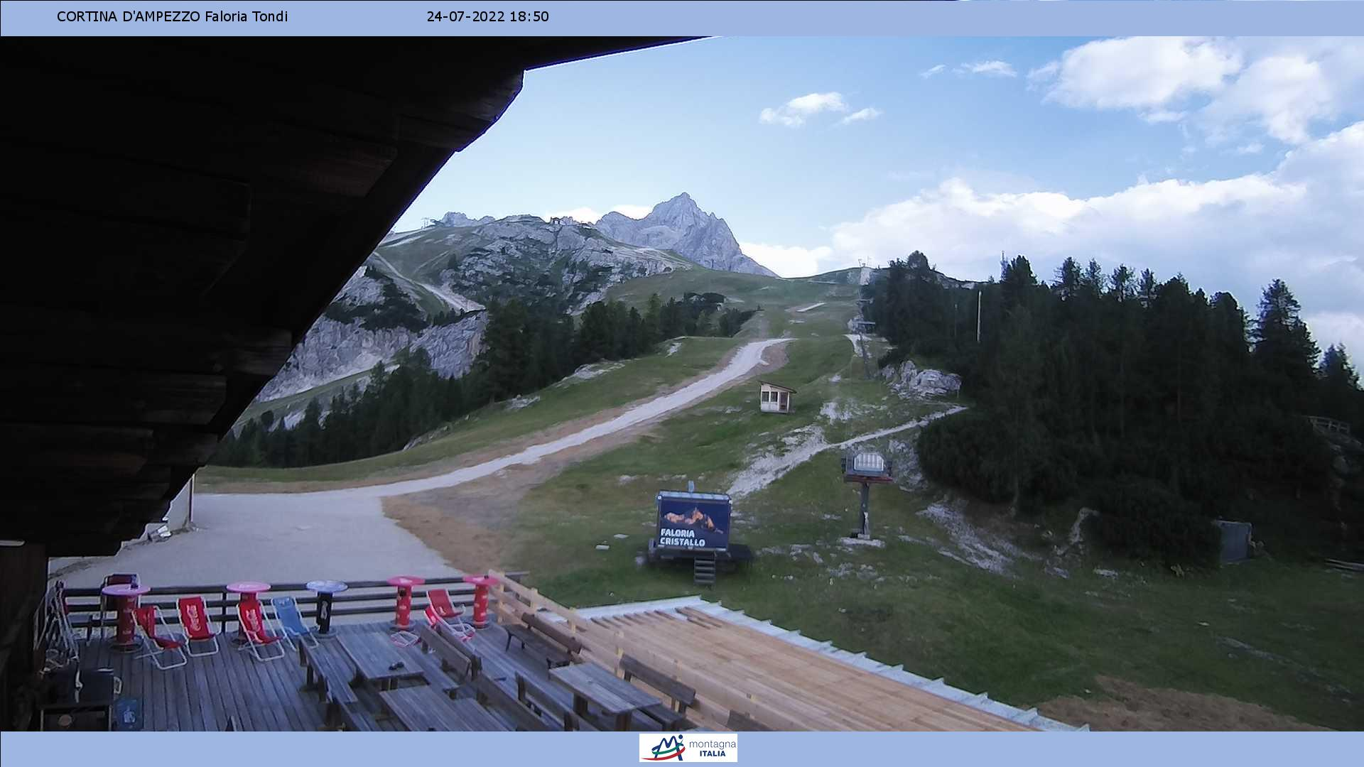 Webcam <br><span>webcam Cortina Faloria - Tondi</span>