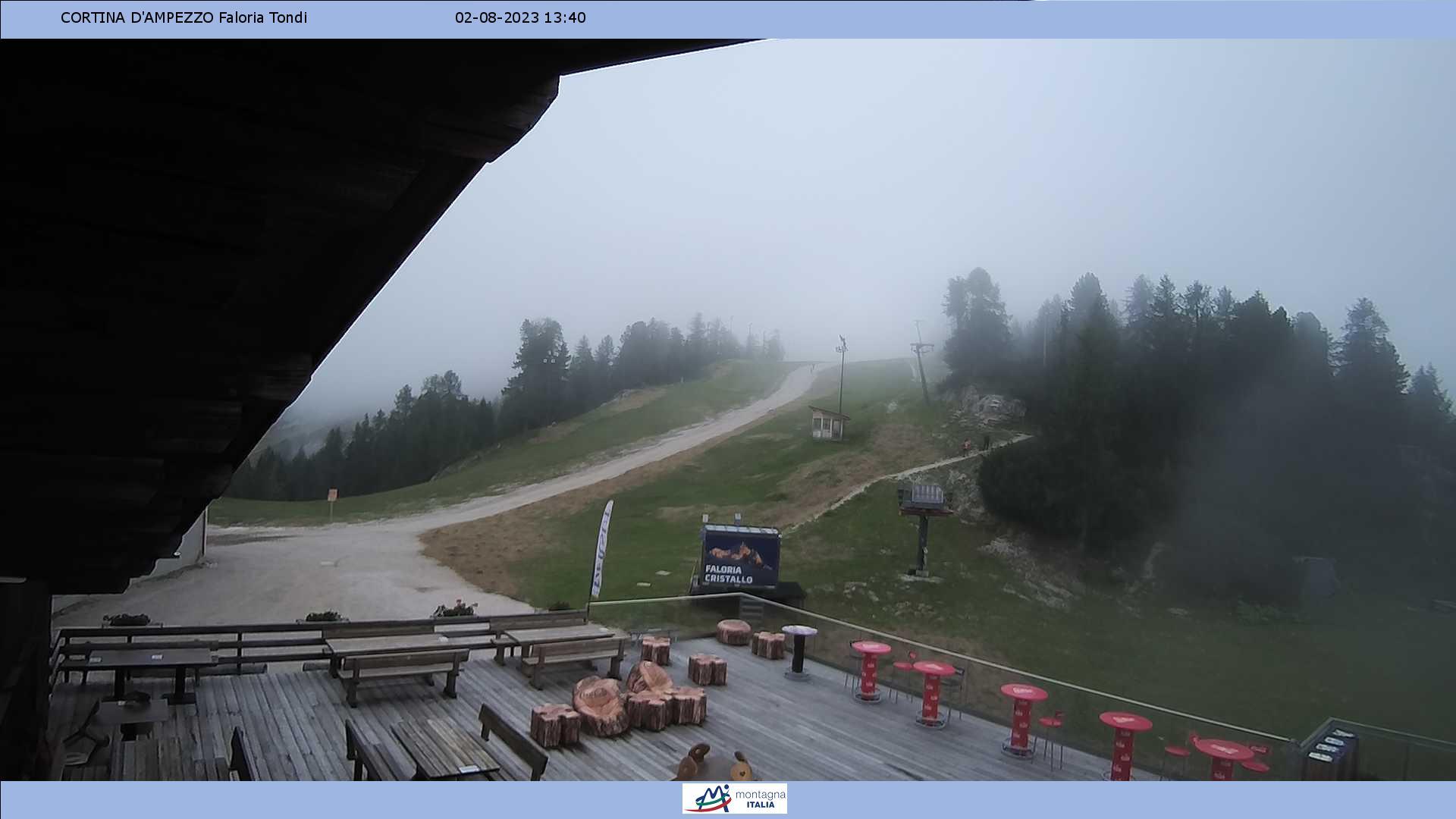 Webcam <br><span>Cortina d'Ampezzo</span>