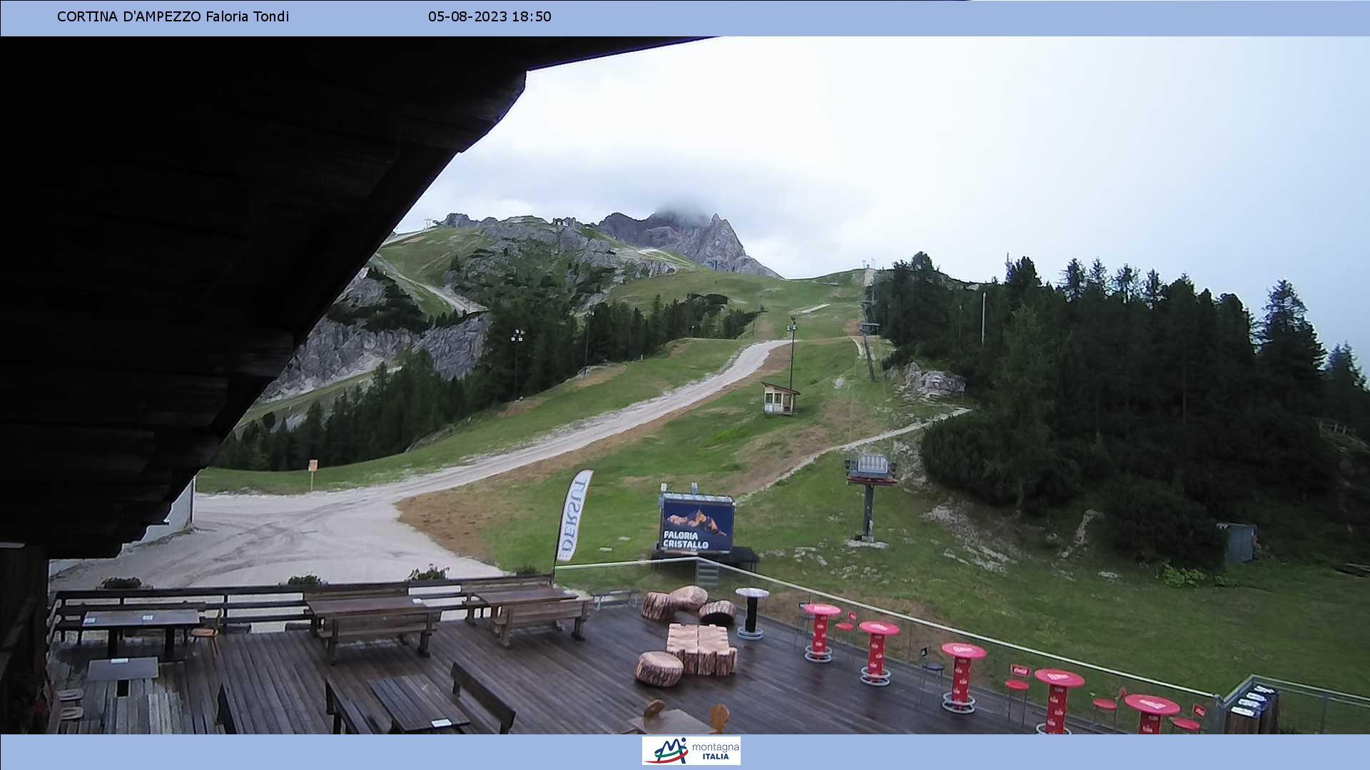 Faloria Ski Area